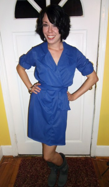 Day 105:  Cobaltic Avenue Dress 7