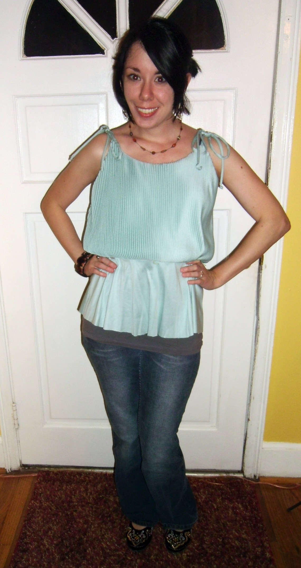 Day 117:  Fortuny Top 1