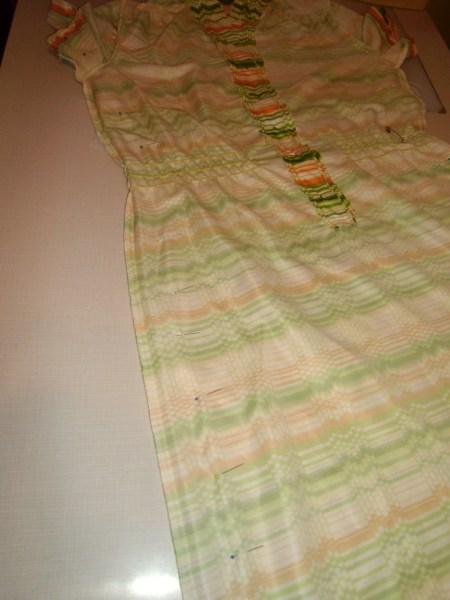 Day 113:  Citrus Grove Dress 4