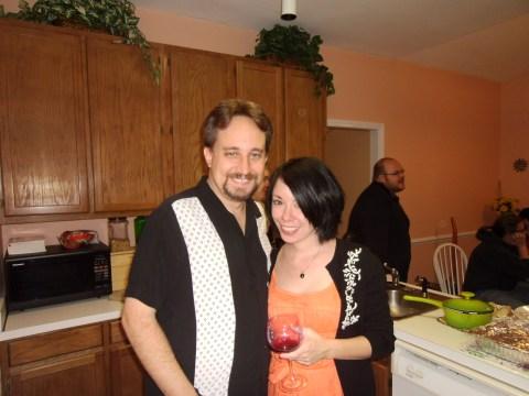 Day 123: Pumpkin Patch Dress 8