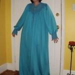 Day 135:  Nightgown Top II