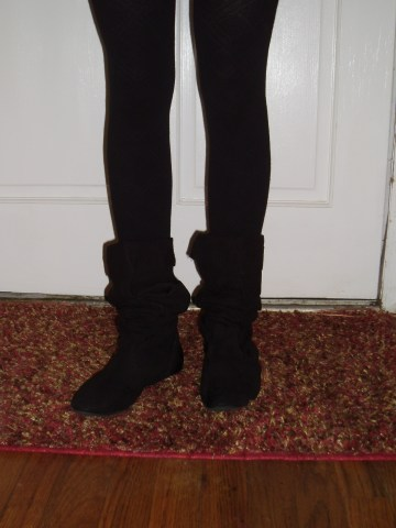 Day 140: These Boots Aren't Made For Slouchin' 3