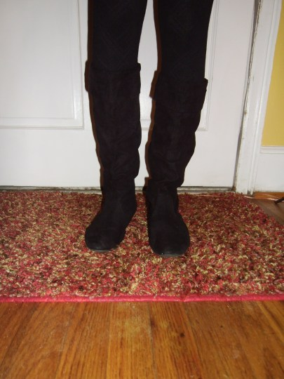 Day 140: These Boots Aren't Made For Slouchin' 6