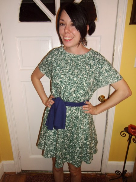 Day 144:  Day Off Dress 5