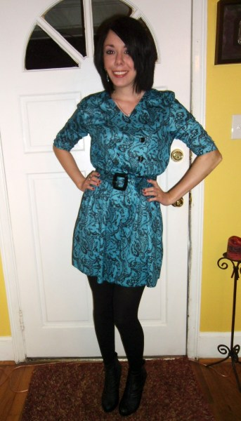 Day 183:  Swagger Dress 8
