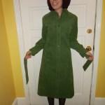 Day 156:  Feeling Green Dress