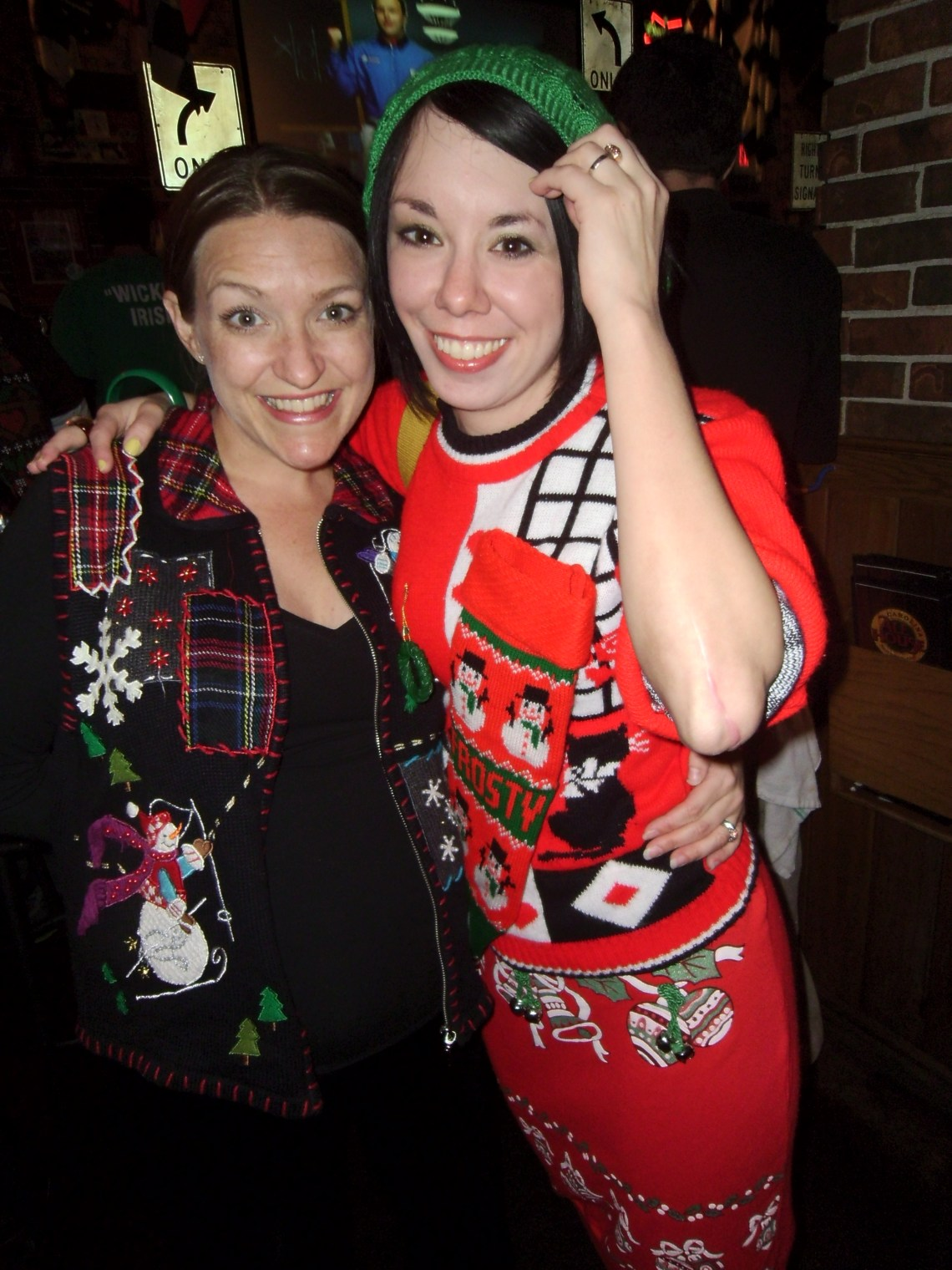 Day 162:  Ugly Christmas Sweater Time! 1