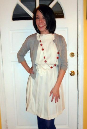 Day 208: Sarah Dress 4