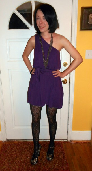 Day 219:  Life of the Party Dress 6
