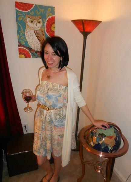 Day 240: Short & Sweet Dress 3