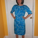 Day 218:  to Bea or Not to Bea Dress