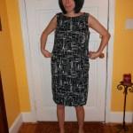 Day 222:  Jet Setter Dress