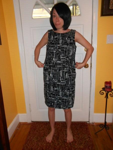 Day 222:  Jet Setter Dress 2