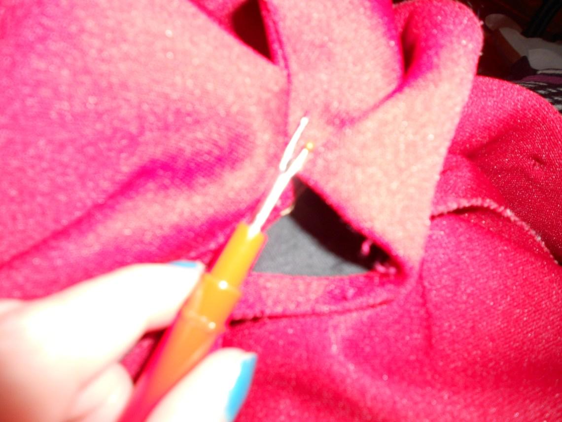 Day 224:  Annie Dress 1
