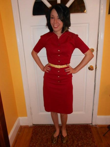 Day 224:  Annie Dress 7