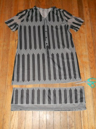 Day 226: Art Dec-oh! Dress 8