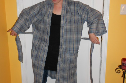 Day 227:  Kimono Jacket 11