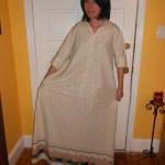 Day 237:  Bad Day/Good Night Dress