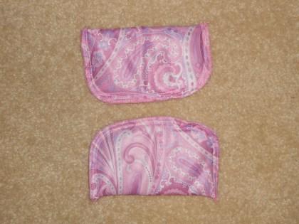 Day 263:  Pink Paisley Panther Dress 3