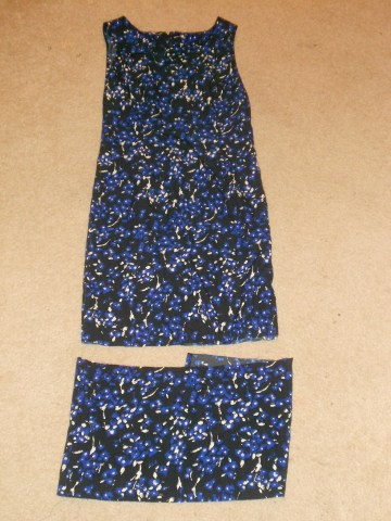 Day 267:  Jackson Pollock Dress 4