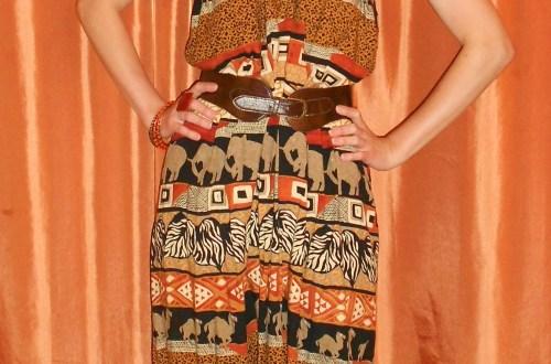 Day 281:  EleFun Dress 17