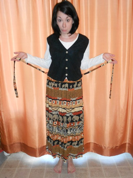 Day 281:  EleFun Dress 2