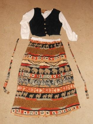 Day 281:  EleFun Dress 3