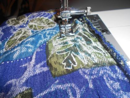Day 288: Off The Grid Dress 3