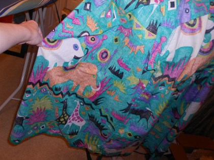 Day 302:  Party Animal Dress 3