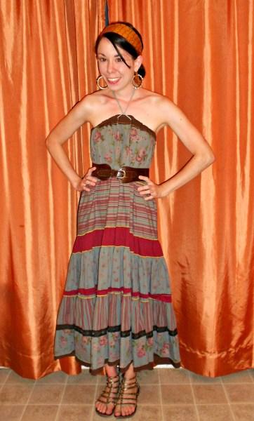 Day 311: Identity Crisis Dress 5