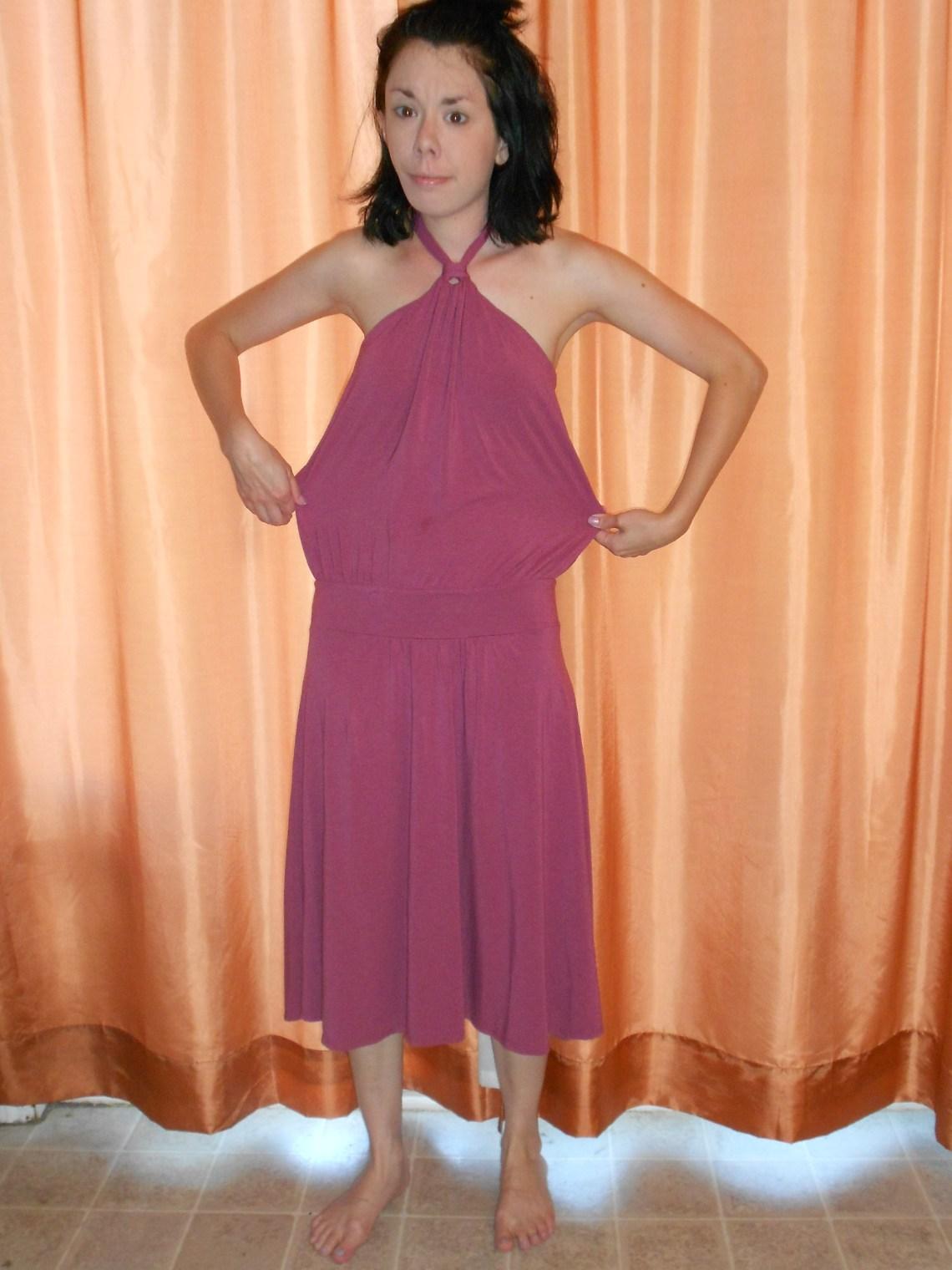 Day 307: Gala Dress 1