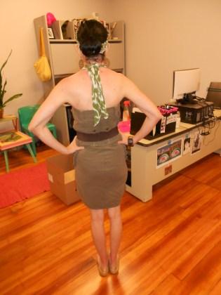 Day 313:  Spilf Dress 11