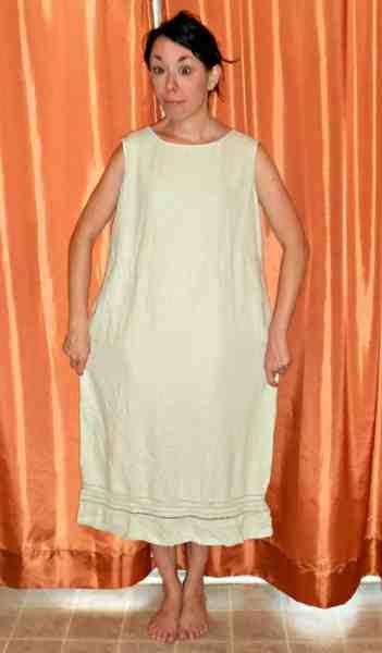Day 341:  I dip, you dip, we dip!  Dress 2