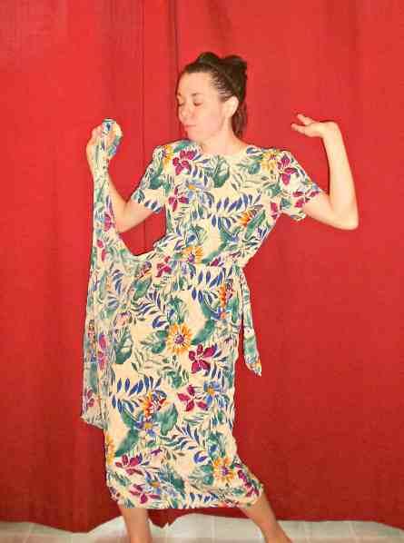 Walk on the Wilde Side Dress 2