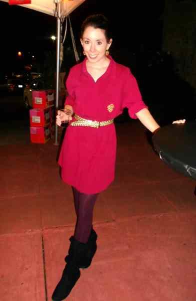 Vista Lights Dress 7