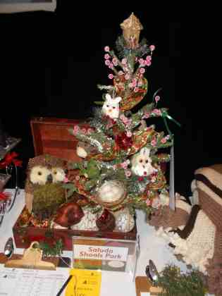Festival of Trees Gala Dress 23