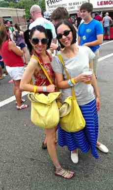Mustard Bag Twinsies!