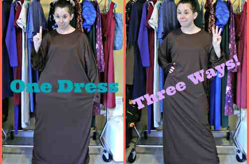 One Dress, Three Ways! 5