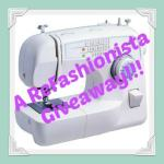 Q&A Monday:  A Pay it Forward Sewing Machine Giveaway!