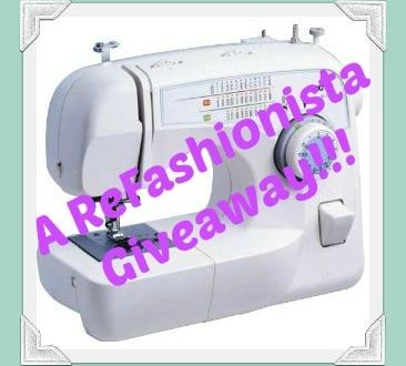 Q&A Monday:  A Pay it Forward Sewing Machine Giveaway! 24