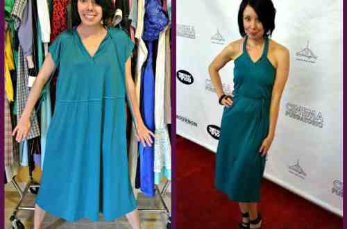 One Dress, Three Ways…Take 2! 5