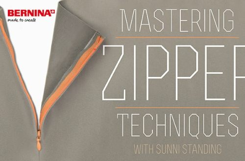 Zip It…Zip it Good with this FREE class from Craftsy! 7