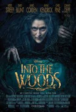 Into the Woods…It's time to go!  :)