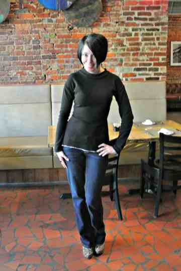 Fitted & Warm!