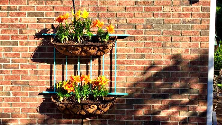 I Never Promised You a Wall Garden: An Easy DIY Tutorial 17