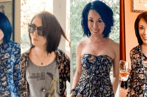 One Dress, Three Ways: 90's Babydoll Dress Edition 9