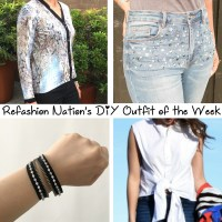 Refashion Nation's 2nd #DIY #OOTW