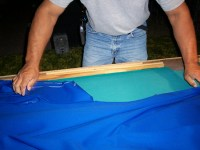 Cutting Pool Table Felt for Proper Fit and Smoothness