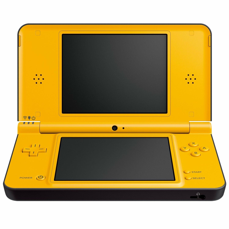 Console Nintendo Dsi Xl Jaune  Ds  Acheter Vendre Sur