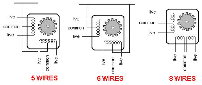wiring diagram 6 lead motor